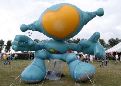custom inflatable design