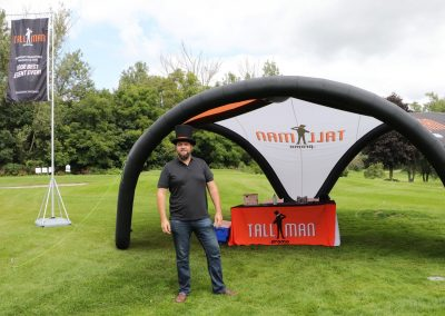 Protego Dome at Golf Course
